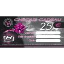Chèque cadeau Boutique-Bdesign