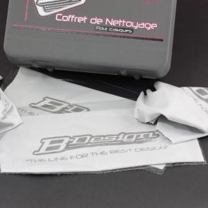 Chiffon microfibre B-Design