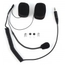 Kit radio pour casque Bell Mag-1 Rally